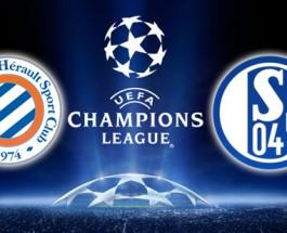 Montpellier vs Schalke Betting Odds
