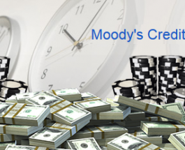 Moody's Approves of Online Gambling