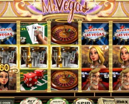 €20K Mr Vegas Jackpot Available at Mr Green Casino