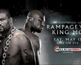 Muhammed Lawal vs. Quinton Jackson In A Grudge Match