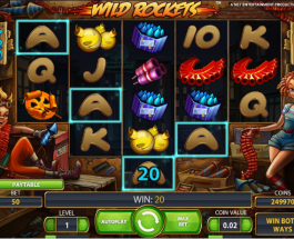 NetEnt Releases New 3D Online slot Game