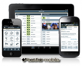 New Betting Apps from Betfair