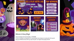 Scary Bingo Offers Halloween Thrills all Year Long