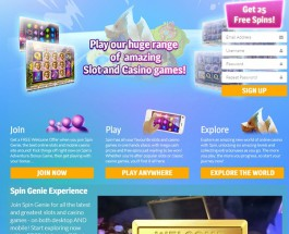 Spin Genie Brings the Magic to Online Bingo