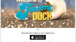Jammy Duck Bingo Is Mobile Bingo Paradise