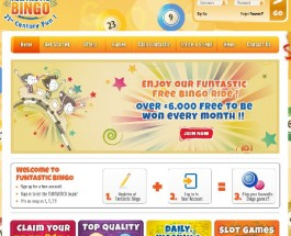 Funtastic Bingo Goes Live With Fun Packed Rooms