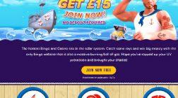 Sailor Bingo Sets Sail With Hundreds of Games
