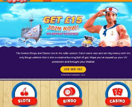Sailor Bingo Sets Sail With Hundreds of Games