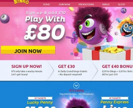 Loony Bingo Is Crazy For Online Bingo Players