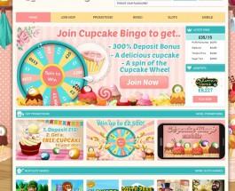 Cupcake Bingo Offers the Sweetest of Bingo Treats