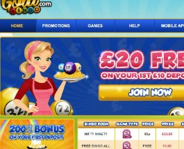 Gold Bingo Launches With Loads of Free Bingo