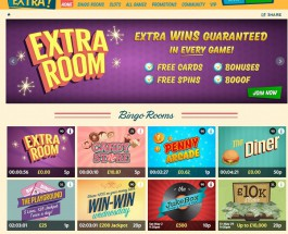 Bingo Extra Offers More than Online Bingo