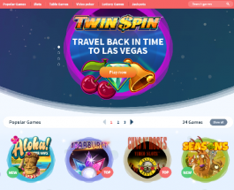 Galaxy Pig Casino Offers Gaming from Another World