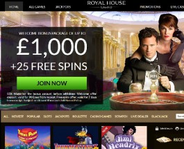Royal House Casino Treats All Players Like VIPS