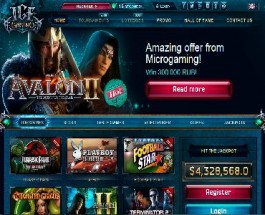 Ice Casino Offers Red Hot Wins Following Grand Opening