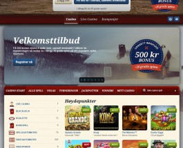 Folkeautomaten Offers Norwegians High Quality Gaming