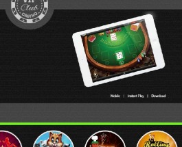 VIP Casino Club Launched With Mobile Games