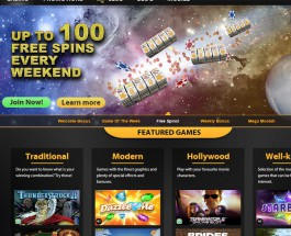 Double Star Casino Takes You to a Galaxy of Gambling