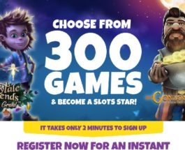 Kozmo Casino Launches With Over 300 Slots