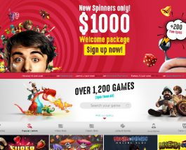 Spinit Casino Offers More than 1,200 Games