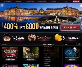Casino Bordeaux Offers the Best of French Gambling