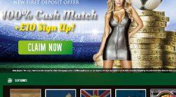 Sweet Strike Casino Brings Gambling to the Pitch