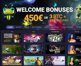Space Casino Brings You Bitcoin Games