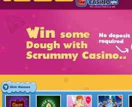 Scrummy Casino Brings Delicious Gambling to All
