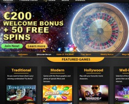 Double Star Casino Brings A Constellation of Gambling