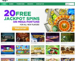 Sir Jackpot Casino Offers You Free Progressive Jackpot Spins