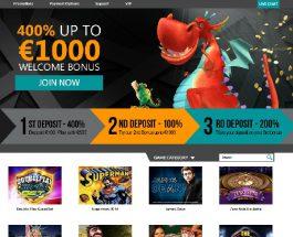 Casino Superlines Brings a Sleek Gambling Experience