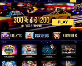 Times Square Casino Brings The Lights to Your Home