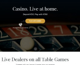 Premier Live Casino Promises a Superior Experience
