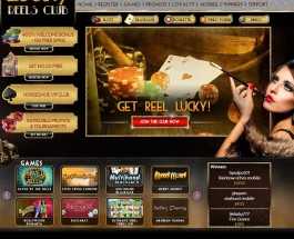 Lucky Reels Club Casino Brings 1920s Style to Online Gambling