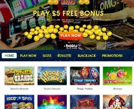 Coin Falls Casino Brings You Winning Games