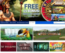 Betreels Casino Feature Games of All Types