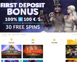 Play.Casino Offers Straightforward Casino Fun