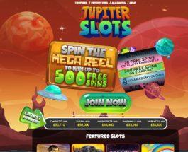 Jupiter Slots Casino Impresses With Size and Range