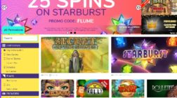 Flume Casino Goes Live With a Huge Number of Games