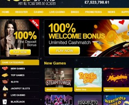 Gold Spins Casino Goes Live with Lucrative Slots