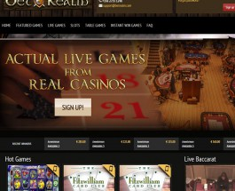 Bet Realm Casino Offers Fantastic Live Dealer Games