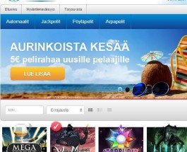 Finlandia Casino Now Live for Finnish and Swedish Gamers