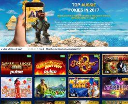 AU Slots Casino Brings Aussies the Best Games