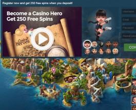 Casino Heroes Celebrates The Casino Player