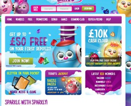 Sparkly Bingo Brings Cheer to Online Bingo