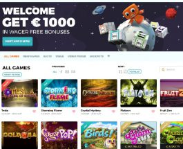 Happy Hugo Casino Offers New Players Huge Bonuses
