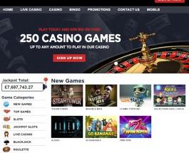 Jackpot Luck Casino Offers Multiple Progressive Jackpots
