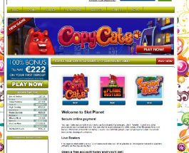 Slot Planet Casino Brings You a World of Fun