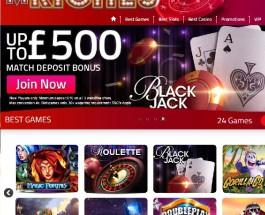 mRiches Casino Offers Huge Winning Opportunities