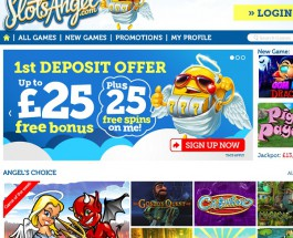Slots Angel Casino Is a Gambler's Paradise